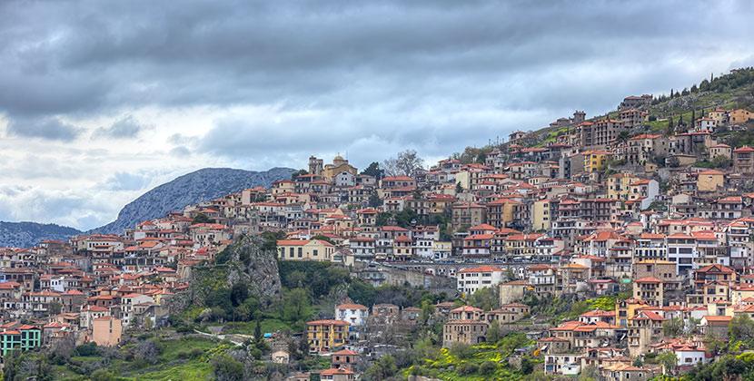 Ο καιρός το τριήμερο της Αποκριάς στον Παρνασσό | Onparnassos
